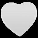 Magnetka v tvare srdca
