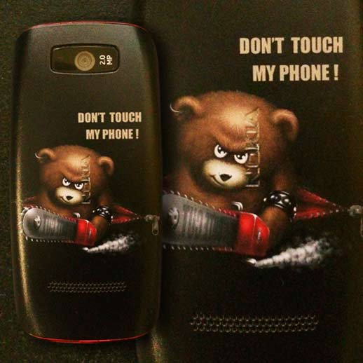 Tlač na mobil