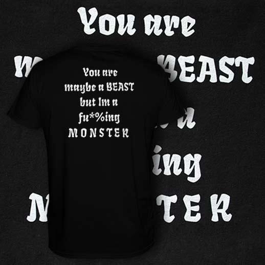 Potlačené tričko s textom