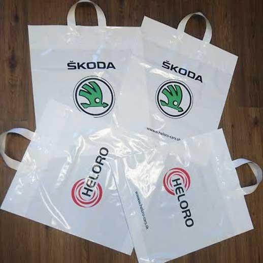 Reklamná taška s vlastným dizajnom