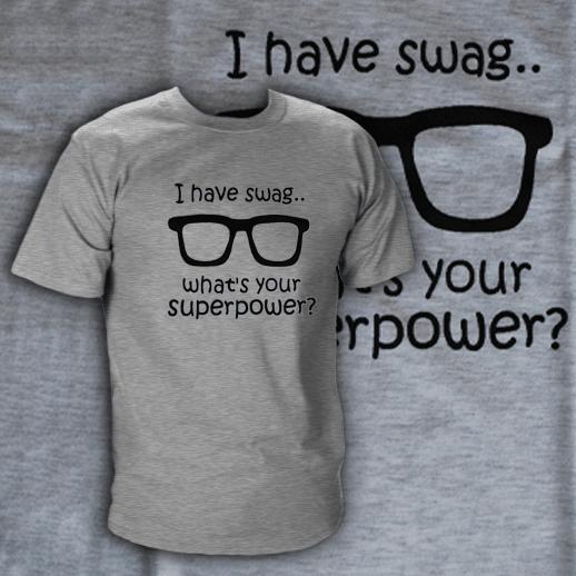 Kvalitné tričko s kreatívnou potlačou