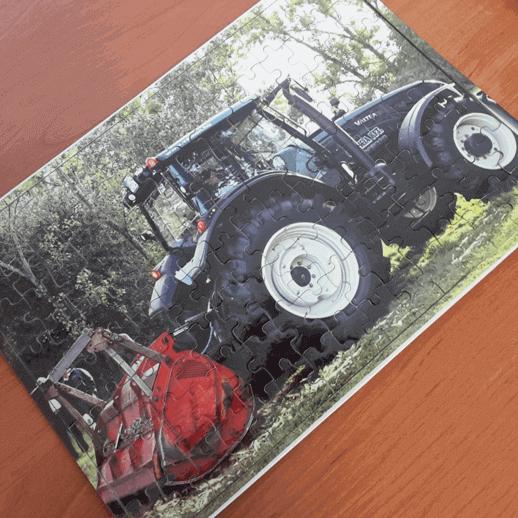 traktoros puzzle
