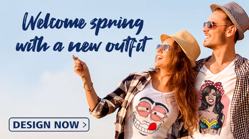 Kreativator | Welcome spring with a new outfit