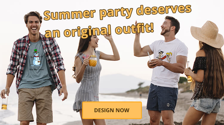 Kreativator | Summer party deserves an original outfit