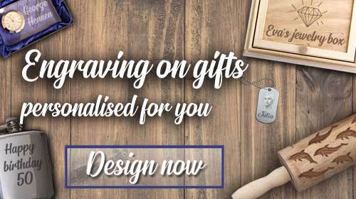 Kreativator | Engraving on gifts