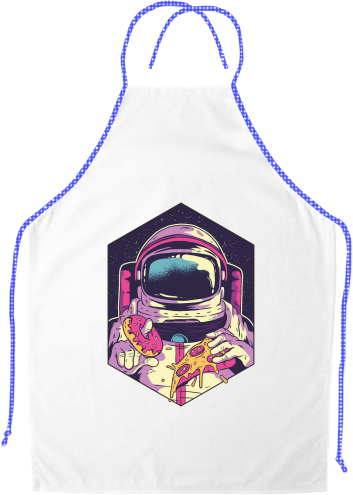 Design Your Own Personalised Apron With Photo And Text